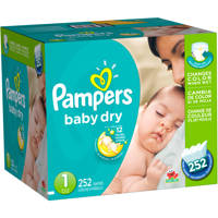 Pampers Baby Dry Diapers Size 2 Economy Pack Plus for wholesale