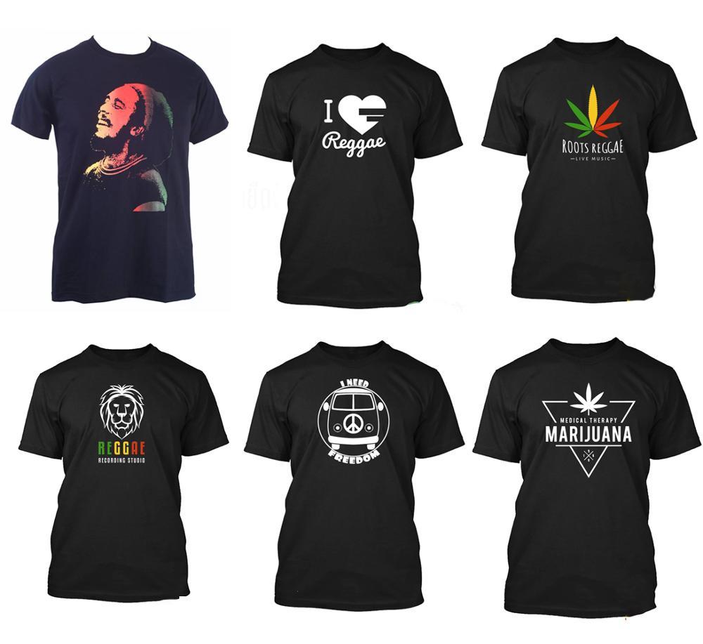 Root Rasta Live Music T-shirt Men/'s Women Fashion,Cotton100/%