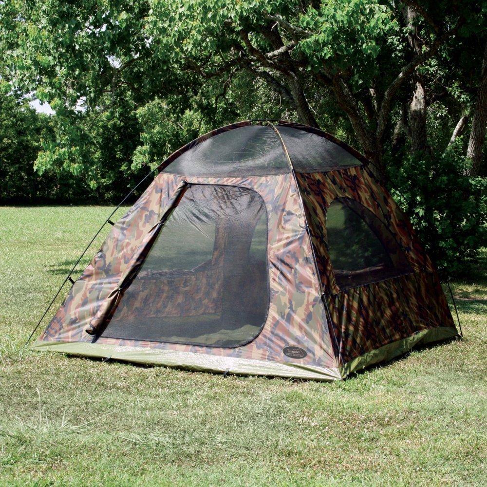 Texsport Headquarters Square Dome Tent