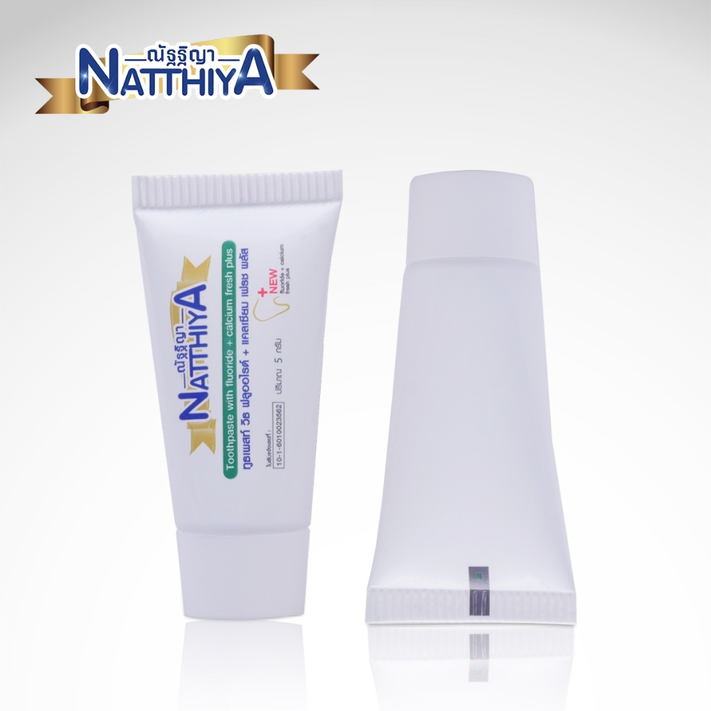 2018 High Quality Oral 100% Natural Toothpaste Healthy Teeth 5 G - Buy  Teeth Whitening Toothpaste,Natural Toothpaste,Organic Toothpaste Product on