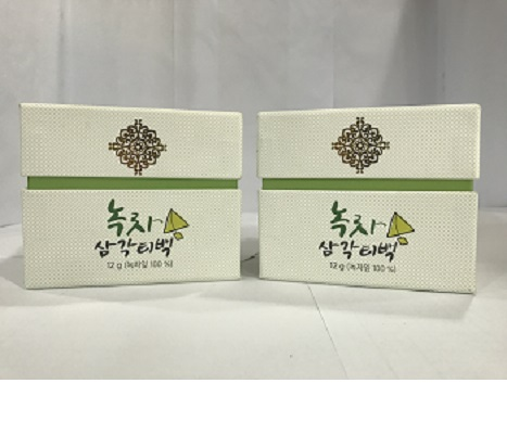 Hadong Green Tea (Pyramid Teabag)