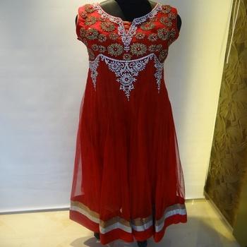 Pink Punjabi Salwar Suit Design Punjabi Suit Embroidery Designs