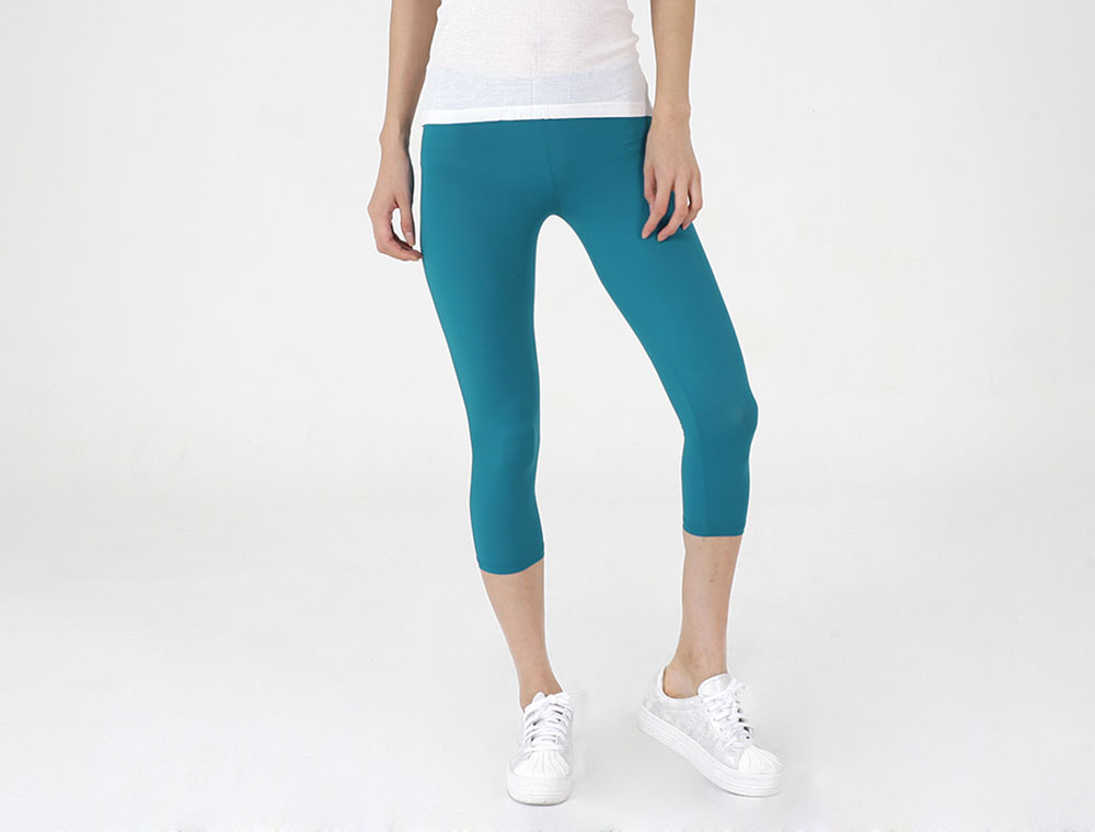 Exklusive Damen Cool Running Fitness Gym Style Coole Band 7 Leggings