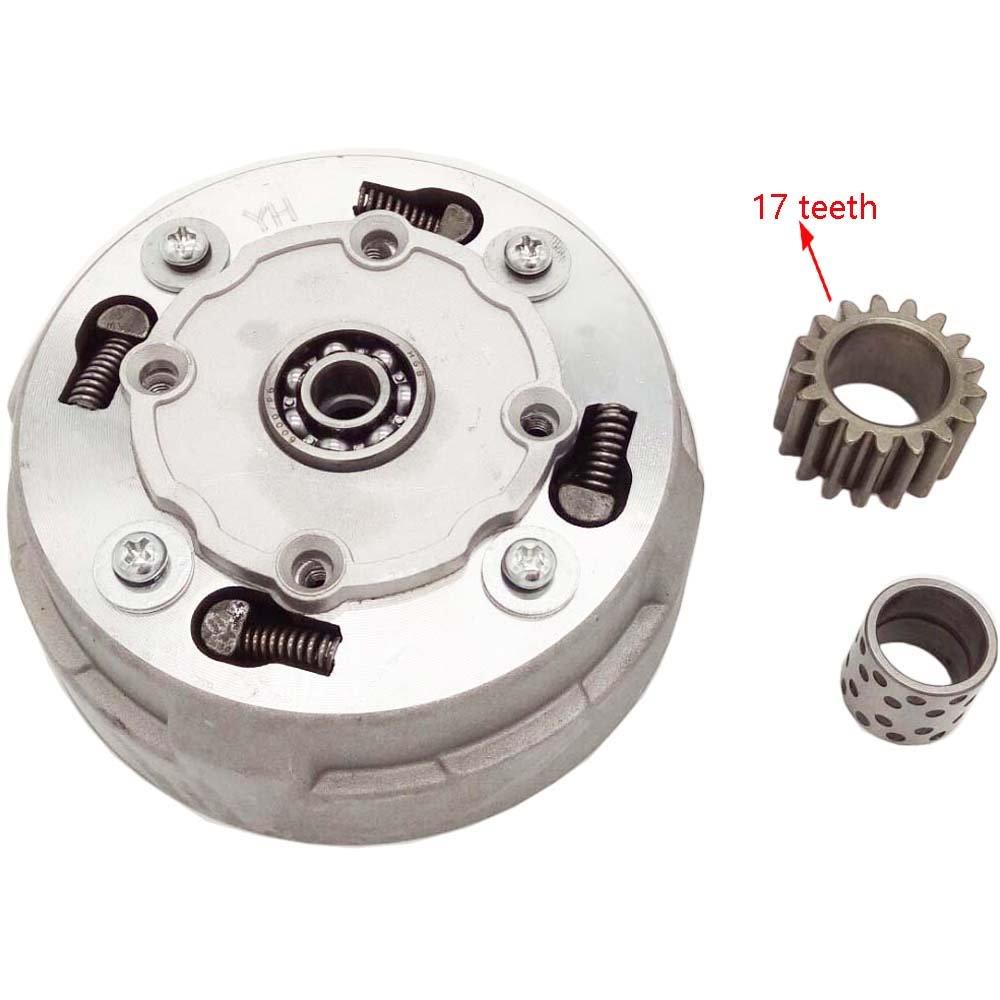50cc to 140cc 17 Teeth Automatic Clutch