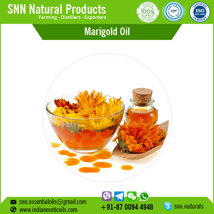 Organic Marigold Essential Oil