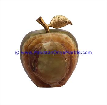 Marble & Onyx Fruits, Marble & Onyx Apple, Pakistan Craft Products