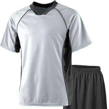 huge discount 3d9c0 7c7ea Custom Polyester Soccer Jersey Reversible Striped Soccer Uniform,Mens  Soccer Sports Wear,Custom Soccer Jersey And Shorts - Buy Custom Polyester  ...