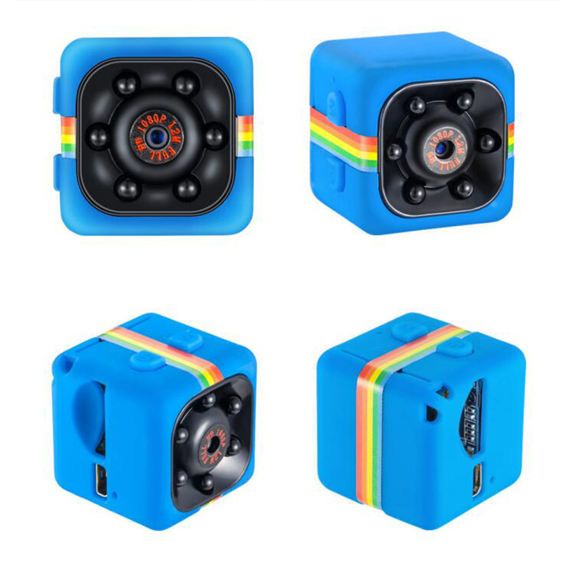 Original Mini Cam Candid Camera SQ11 SQ12  CMOS Sensor Night Vision Recorder Camcorder Micro Camera camara de fotos