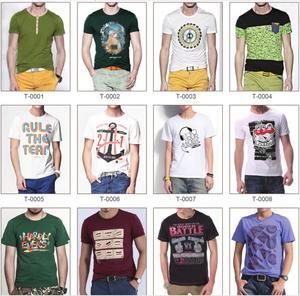 Custom Design Low MOQ Custom T-shirt