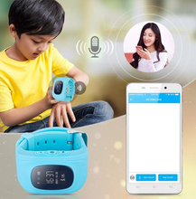 Kids Watches Tracking System Devices