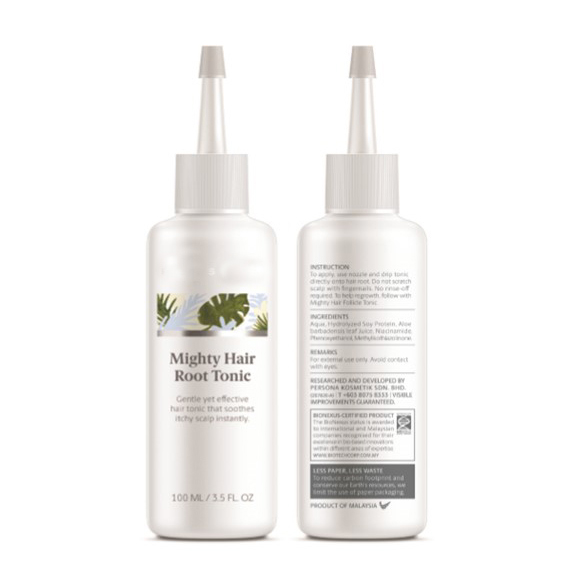 Mighty Care Treatment Hair Root Tonic