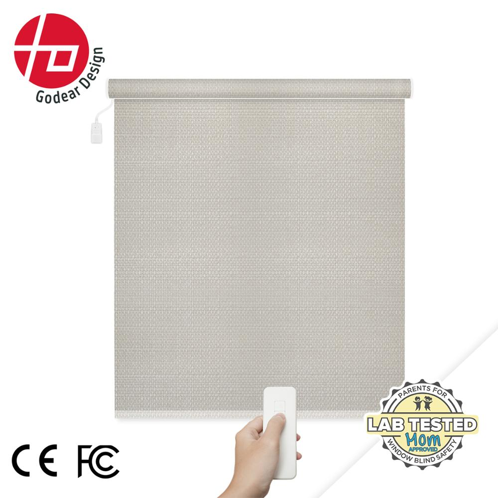 Smart Home Diy Motorized Roller Blind Window Shade Buy Motorised Electric Ready Made Roller Blinds Contemporary Automatic Automated Automation