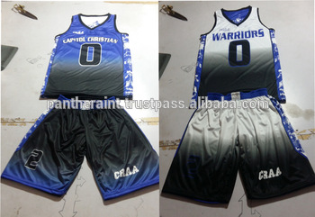 Wholesale custom basketball apparel Latest Basketball Jersey and shorts  Design Sublimation Reversible Basketball uniform ee67cf534
