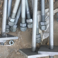 FOUNDATION ANCHOR BOLTS