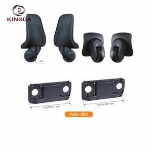 2019 4 wheel luggage suitcase caster wheels