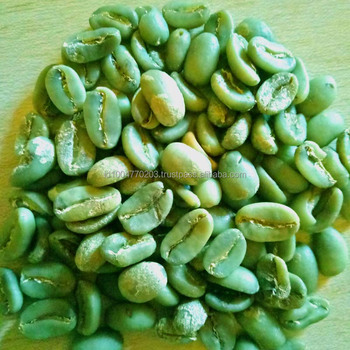 Organic Green Bean Arabica Coffee