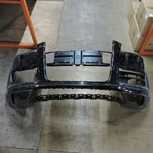 Used Auto Car Parts For Audi Q7 Front Bumper Empty