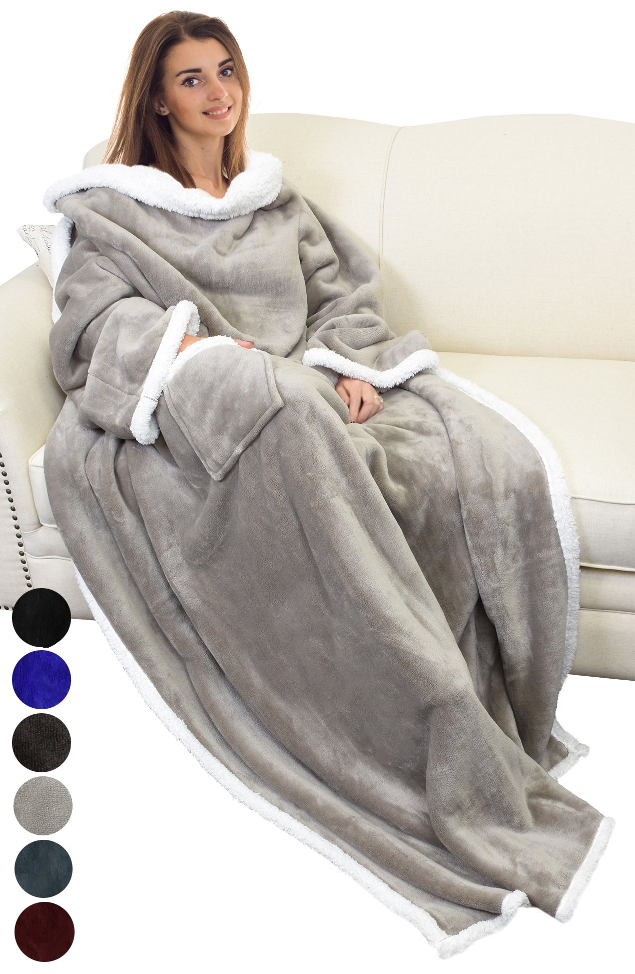Cheap Blanket With Sleeves, find Blanket With Sleeves deals on line ...