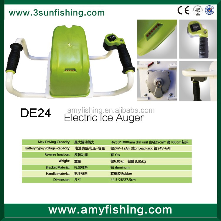 Ice Auger Extension
