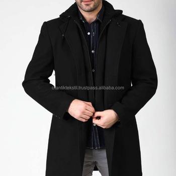 0542f7f233d Black Wool Cotas,Tall Wool Jacket,Men's Wool Coat Fur Trim Hooded Parka  Jacket,Cashmerre Coats - Buy Mens Fur Hood Jacket,Fur Hooded Bomber  Jacket,Fur ...
