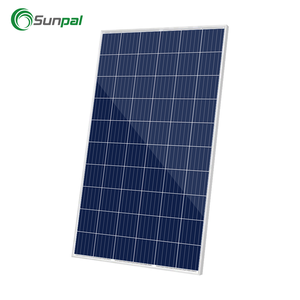 Sunpal 250W 250Wp 250Watt Solar Modules 5BB Poly 250 W Wp Watt PV Panels Price