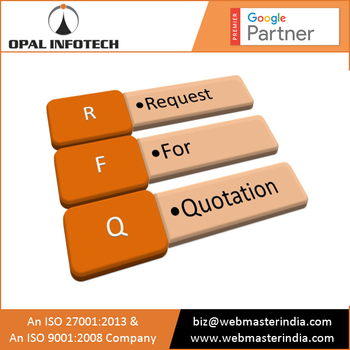 Hire Opal Infotech Agency for Alibaba RFQ Management Services From India