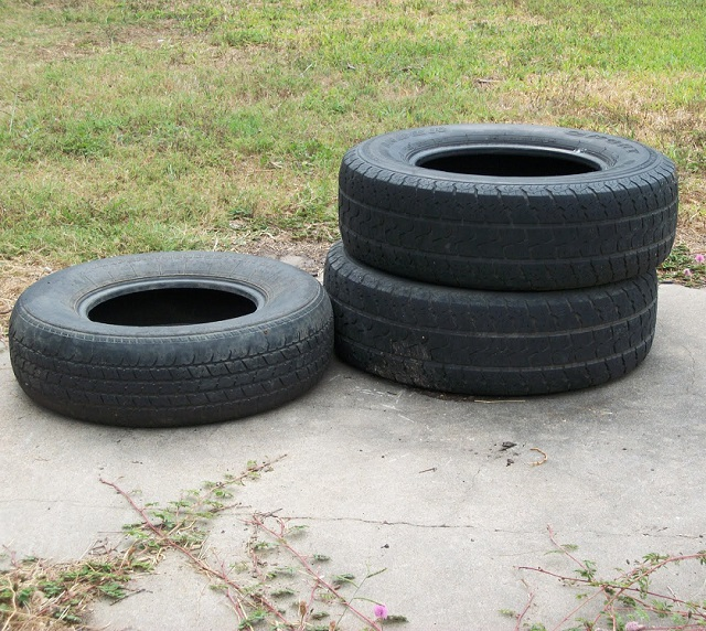 Used Commercial Truck Tyres