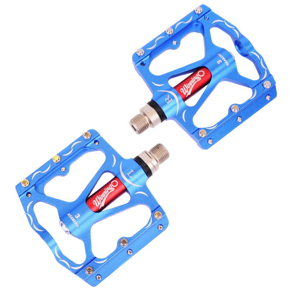 Winningo Mountain Bike Pedals Cycling Sealed Bearing Bike Pedals For Mountain BMX Road MTB Bicycle