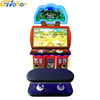Indoor Kids amusement park machines shooting arcade games coin operated Jungle Rescue