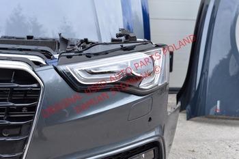 Headlight Reflector Audi A5 8t0 Xenon Led 2012 2016 Left Used
