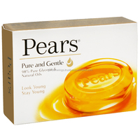 PEARS PUR & GNTL SOAP
