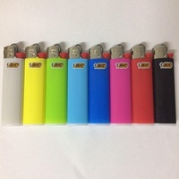 Brand New Bic Mini Lighters Lot of 5 Lighters Mix Collection Original Disposable