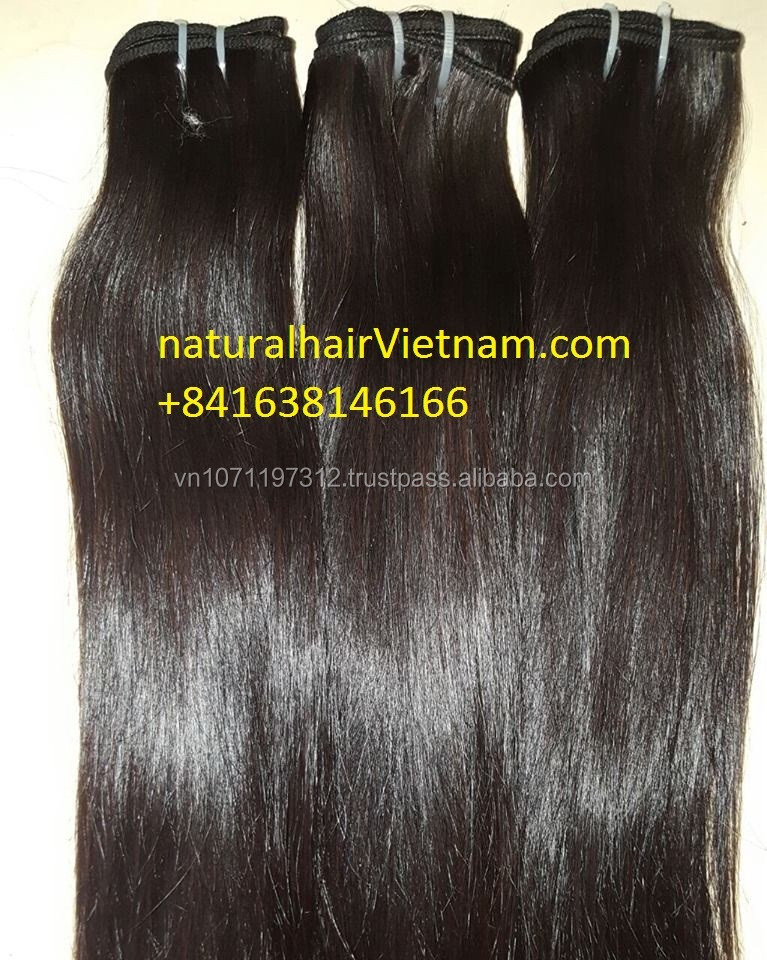 products virgin vietnamese hair can be dyed ironed and bleached human hair