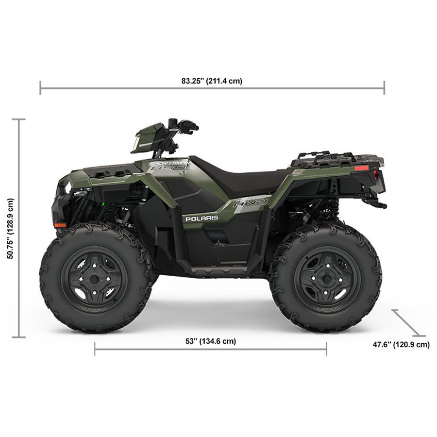 Polaris Front Left /& Right CV Axles 550 X2 HO Scrambler XP 1000 850 qv