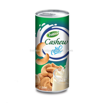 Best Manufacture For 250ml Slim Canned Cashew Milk