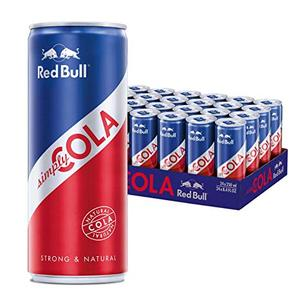 Red Bull Energy Drink Organics Simply Cola 250ml(RedBull)