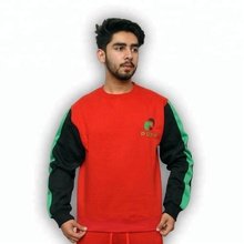 Latest Design Jogging Wear Cool Sexy Sweat Shirt 2018