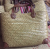 High quality best selling natural seagrass beach bag made in Vietnam