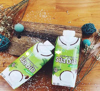 Organic Coconut Water/Milk with Tropical juices