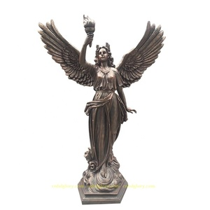 Metal Craft New product brass Statue of Liberty sculpture