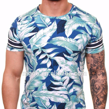 MGOO Benutzerdefinierte Übergroßen T-shirt 100% Polyester California Sublimation T-shirts Private Label Sublimation T-shirt Für Männer
