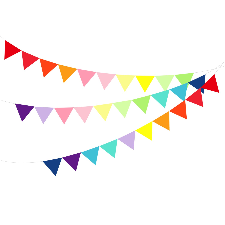 Buy 1st Birthday Circus Pennant Banner
