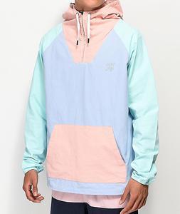 7c321658beb Anorak Windbreaker nylon coaches jackets  pink style color combination  coach jacket wholesale manufactures