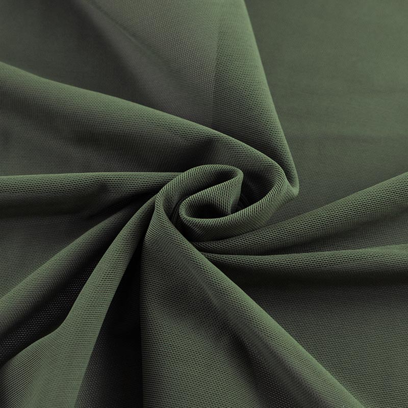 High Resilience Spandex / Nylon Breathable Fabric