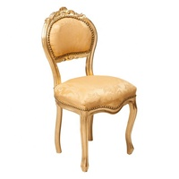 Louis XVI French style solid beech wood chair