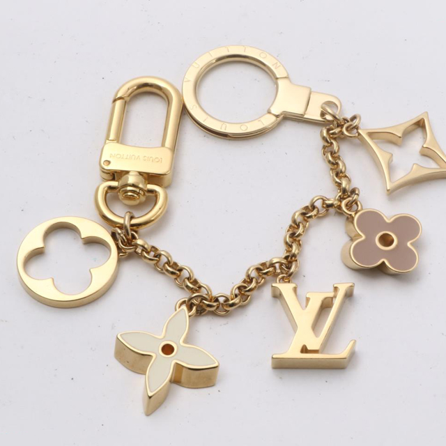 Used LV Fleur de Monogram M65111 chain holder LOUIS VUITTON wholesale [Pre-Owned Jewelry Business Consulting Company]