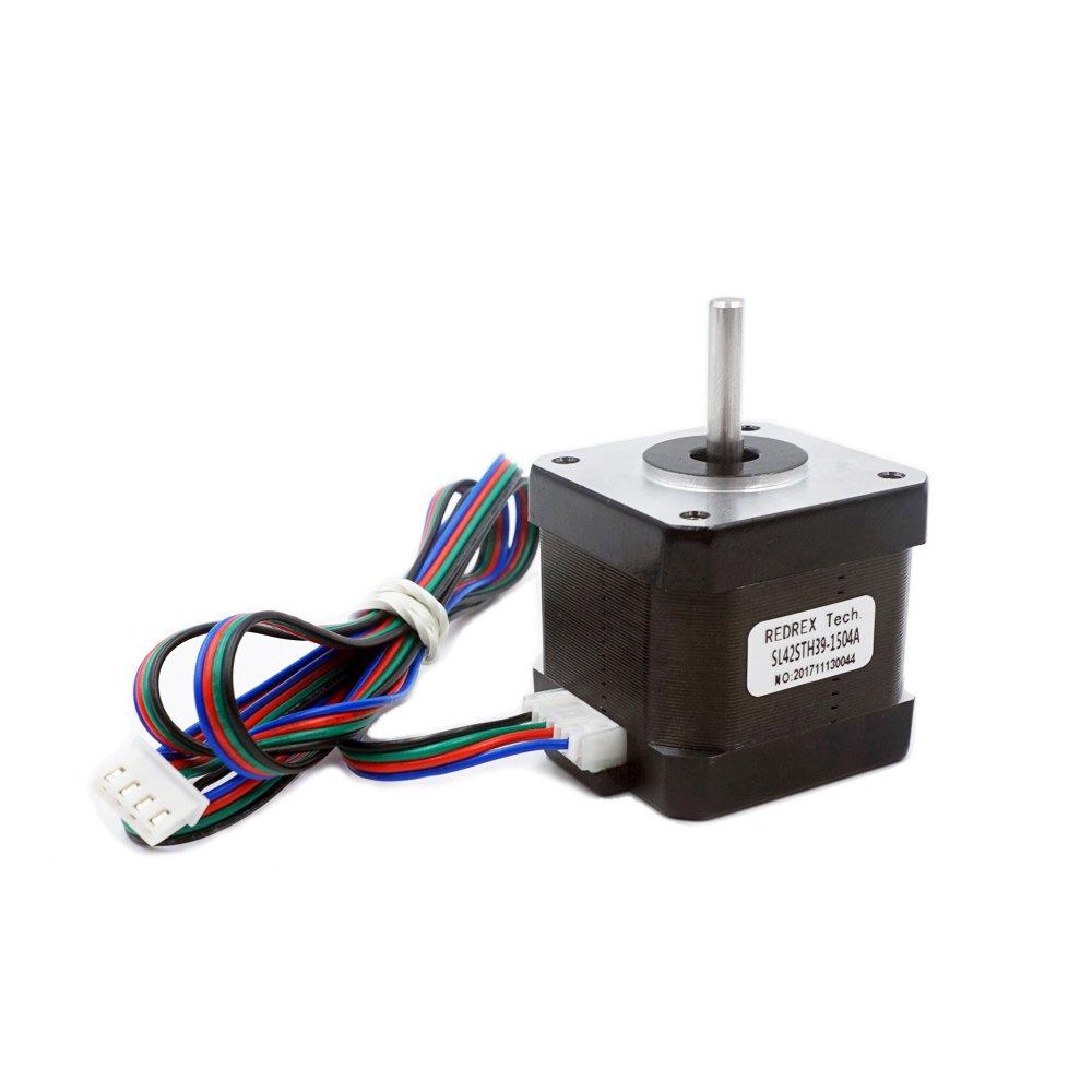 5 Pcs Amx3d High Holding Torque 84oz 59ncm Bipolar Stepper Motor Wire Harness