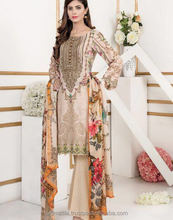 Designer Pakistani Wholesale Lawn Linen N Cotton Suits