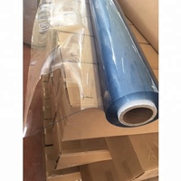 Wholesale 0.30 to 3mm Thickness Clear PVC Sheet Tarpaulin