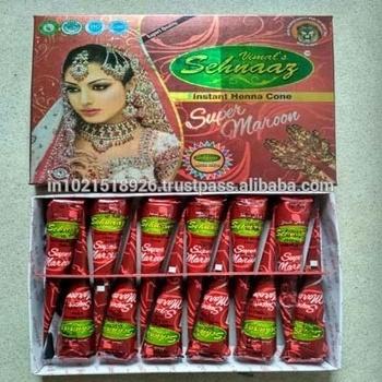 44f5dcc20 Natural Brown Gulshan Henna Cones India Mehndi - Buy Convenient ...